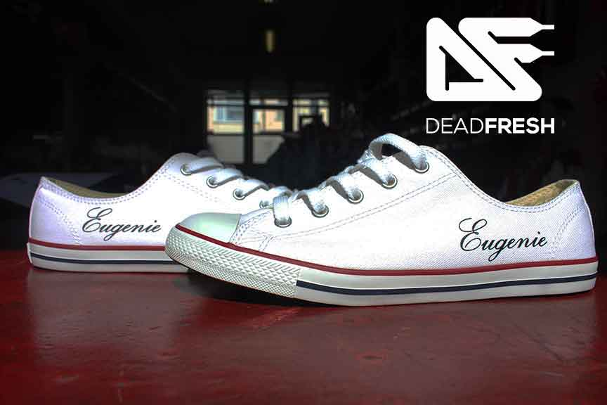 4e55d1cf2e6112 Custom Wedding Converse